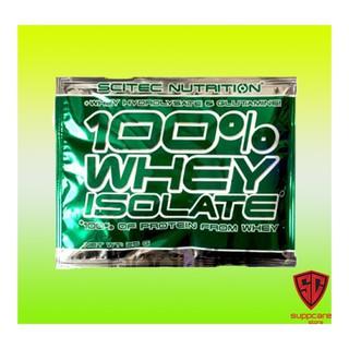Whey Scitec Whey Protein Isolate 25G Tăng Cơ Không Tăng Mỡ - Chính Hãng - SUPPCARE thumbnail