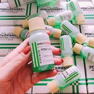 Tinh Chất Kích Thích Mọc Tóc Thảo Dược Sato Nhật Bản 30ml – CHUẨN AUTH BAO CHECK