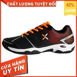 | Xả Hết Kho | Giày tennis Nexgen NX16187 (đen – cam) Cao Cấp hot Có Sẵn new : 😍 . : ✔️ [ NEW ] . rẻ HOT : ' HOT . ˇ ^