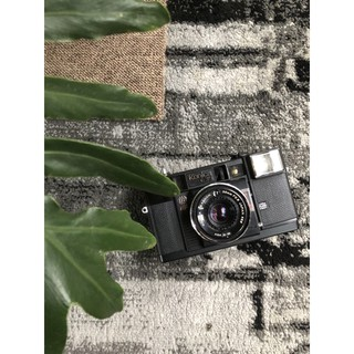 Máy ảnh film Konica C35 AF fixed lens 38mm f 2.8 vintage retro thumbnail