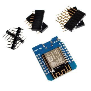 ESP8266 ESP-32 ESP-12 ESP-12F CH340G CH340 V2 USB WeMos D1 Mini WIFI Development Board D1 Mini NodeMCU Lua IOT Board 3.3V With
