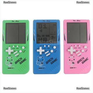 Máy chơi game xếp gạch cầm tay màn hình lcd cho bé nintendo switch thumbnail
