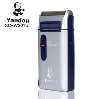 máy cạo râu yandou pin sạc 301u – máy cạo khô yandou 301u