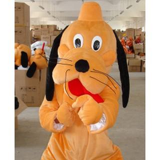 Quần áo hoá trang Mascot Chó cam Mickey – sinh nhật, sự kiện