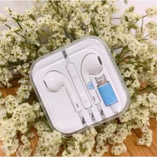 Tai nghe iPhone 7,8,7plus,8plus…XS MAX/11/11 Promax có mic đàm thoại – BH 1 năm