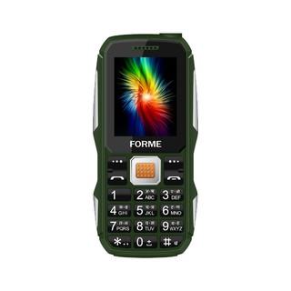 Điện Thoại Di Động Forme F1 màn hình 1.8inch, 2 sim, pin 1800mAh, loa nhạc 3D - Hàng chính hãng thumbnail