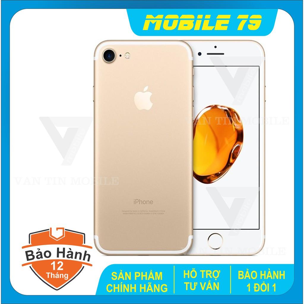 Điện thoại iPhone 7 Quốc tế 128GB Mới 99% Bảo Hành 12 Tháng