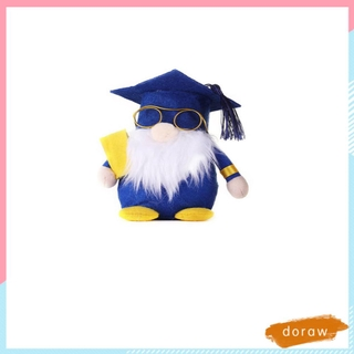 DORAW Party Supplies Plush Gnomes Table Ornaments Graduation Gnome Decorations Home Decor Gifts Handmade Toy Class of 2021