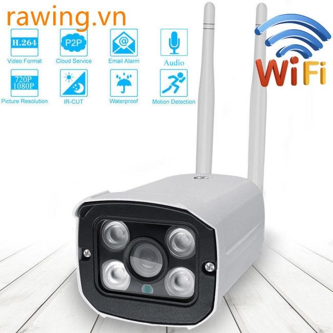 WIFI Wireless IP Camera 1080P Outdoor Home Security Waterproof IR Night Vision Giá chỉ 620.900₫