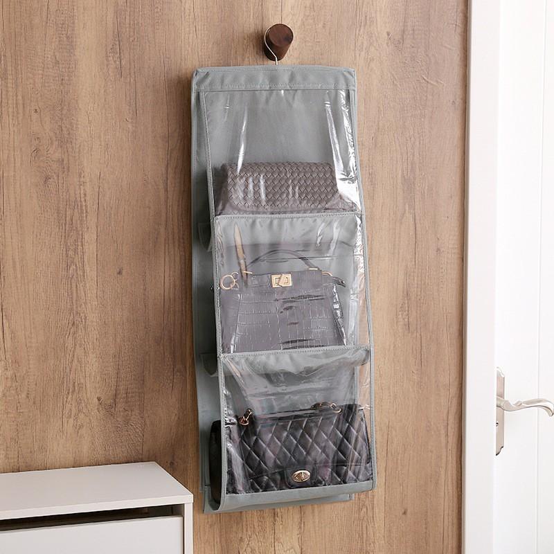 Túi Treo Đồ Đa Năng Tủ Quần Áo. Túi Đựng Đồ Lót. Loại 1