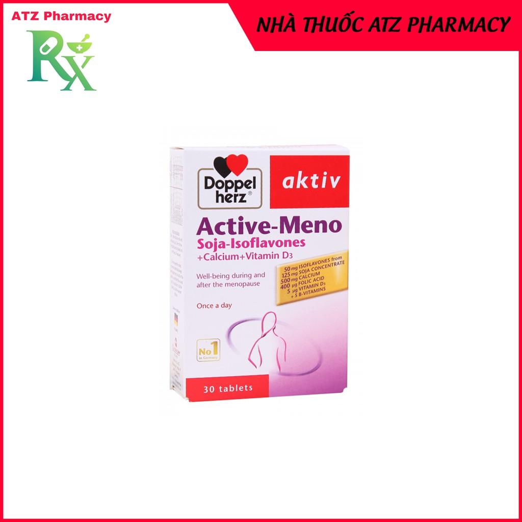 Viên Uống Cân Bằng Nội Tiết Tố Nữ Doppel Herz Aktiv Active-Meno 30 Viên