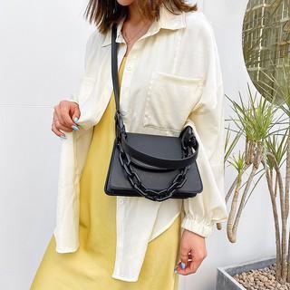 Túi xách nữ ⚜️ FREESHIP 50K⚜️ Túi xách đeo chéo nữ viền xích hàng quảng châu đẹp