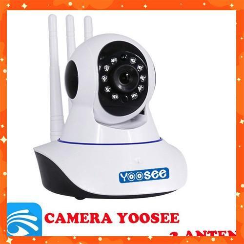 Camera WIFI Yoosee 3 Râu Xoay 360