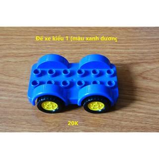 Hãng smo.neo - Đế xe tương thích với Lego Duplo thumbnail