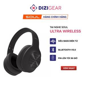 [DIZIGEAR 6.6 - SĂN DEAL CÓ QUÀ] Tai Nghe Bluetooth Headphone Soul Ultra Wireless Dynamic Bass - Chính Hãng BH 12 Tháng thumbnail