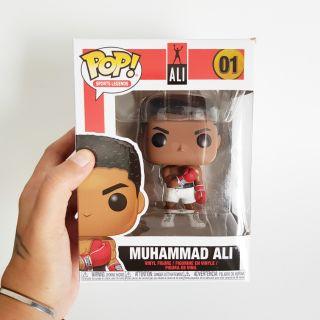 Mô hình Funko Pop Muhammad Ali chính hãng USA
