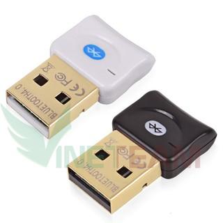 [Mã ELORDER5 giảm 10K đơn 20K] USB Bluetooth Máy Tính 4.0 CSR BT-06A -dc2880