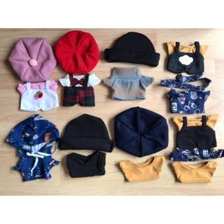 Outfit cho Doll 20 – Tổng hợp mẫu lẻ