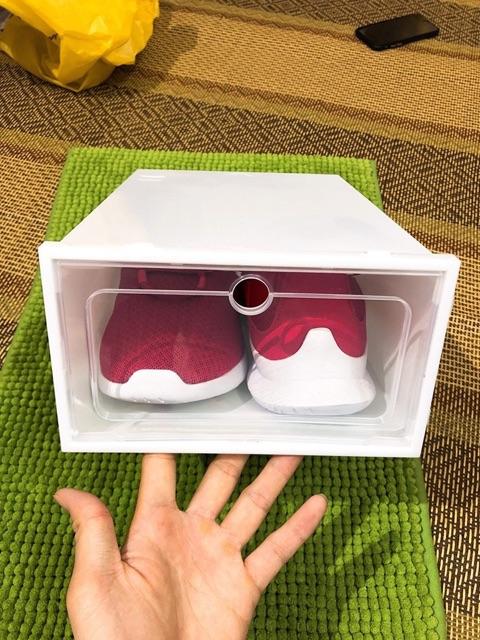 [ XẢ KHO 3 NGÀY ] Hộp Đựng Giày Nhựa MICA  Đẹp - Tiện Lợi LOẠI 1 SIÊU CỨNG GIÁ RẺ NHẤT