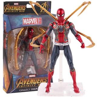 Mô Hình Figma Spider Man The Avengers Infinity War