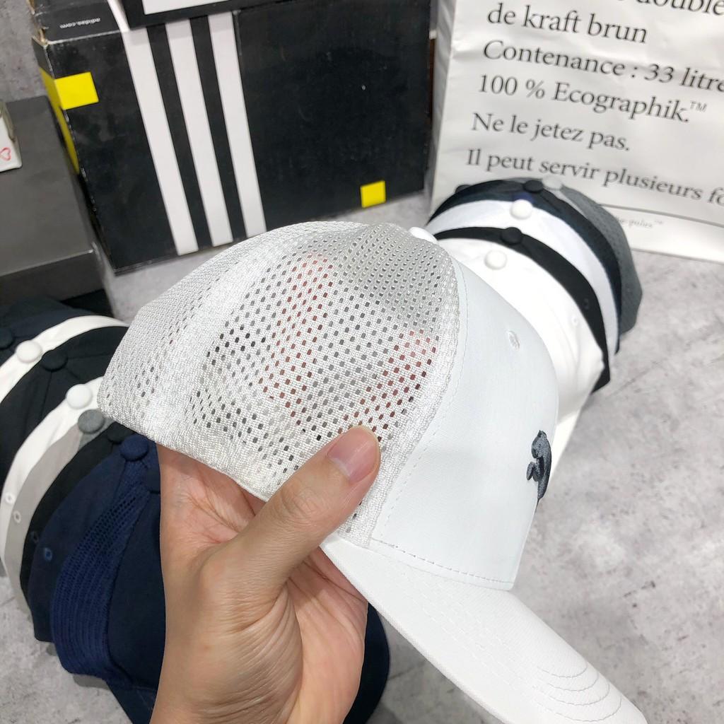 Nón mũ lưỡi trai thể thao xuất khẩu cao cấp bít đuôi nam MU05