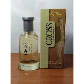 Nước hoa cao cấp nam nhập khẩu Dubai Shirley May CROSS Eau De Toilette Pour Homme – 100 ml