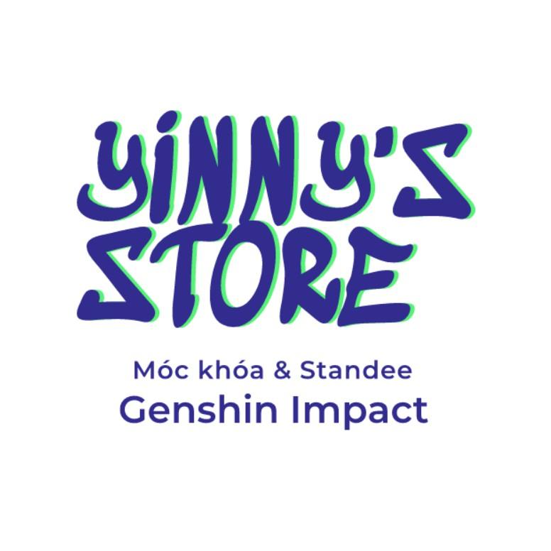 [Mondstadt] Móc Khoá Hệ Vision - Game Genshin Impact (miHoYo)