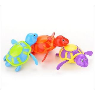 1 X Baby Bathing Clockwork Turtle Animals Toy for Children