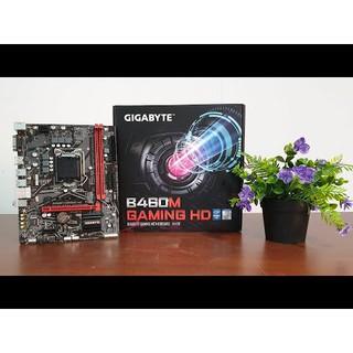 [Mã ELCLDEC giảm 7% đơn 500K] Mainboard Gigabyte B460M GAMING HD (Intel B460, Socket 1200, m-ATX, 2 khe RAM DDR4) thumbnail
