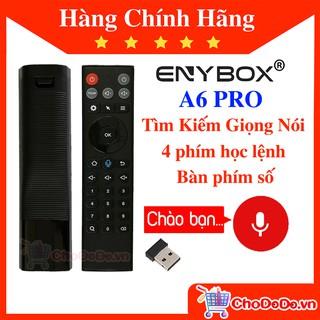Chuột bay tìm kiếm giọng nói A6 Pro (Air mouse TZ20) điều khiển giọng nói tiếng Việt cực nhạy