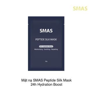 Mặt Nạ Dưỡng Và Phục Hồi Da SMAS Peptide Silk Mask 24H Hydration Boost 25G Nhật Bản - Dành cho da nhạy cảm, treatment thumbnail