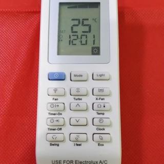 [Mã ELFLASH5 giảm 20K đơn 50K] REMOTE ĐIỀU KHIỂN MÁY LẠNH ĐIỀU HOÀ ELECTROLUX
