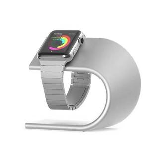 Đế dock sạc không dây Apple Watch Nhôm nguyên khối, kiêm Giá đỡ đồng hồ thông minh S330 S3