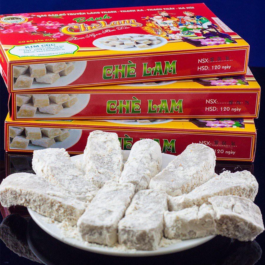 Chè lam hộp 500g 🎁FREESHIP🎁 Bánh chè lam gia truyền loại đặc biệt