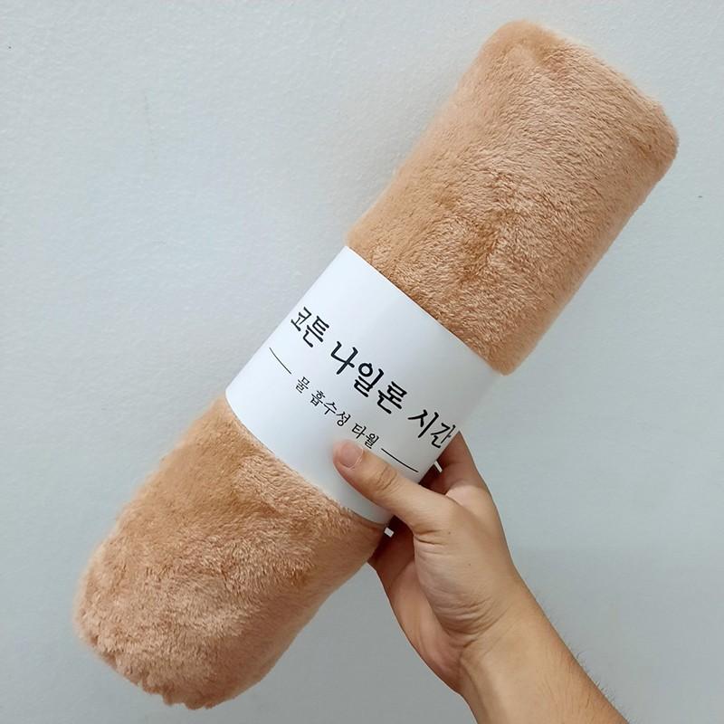 Khăn tẵm xuất hàn cỡ lớn cực mềm mại MA05