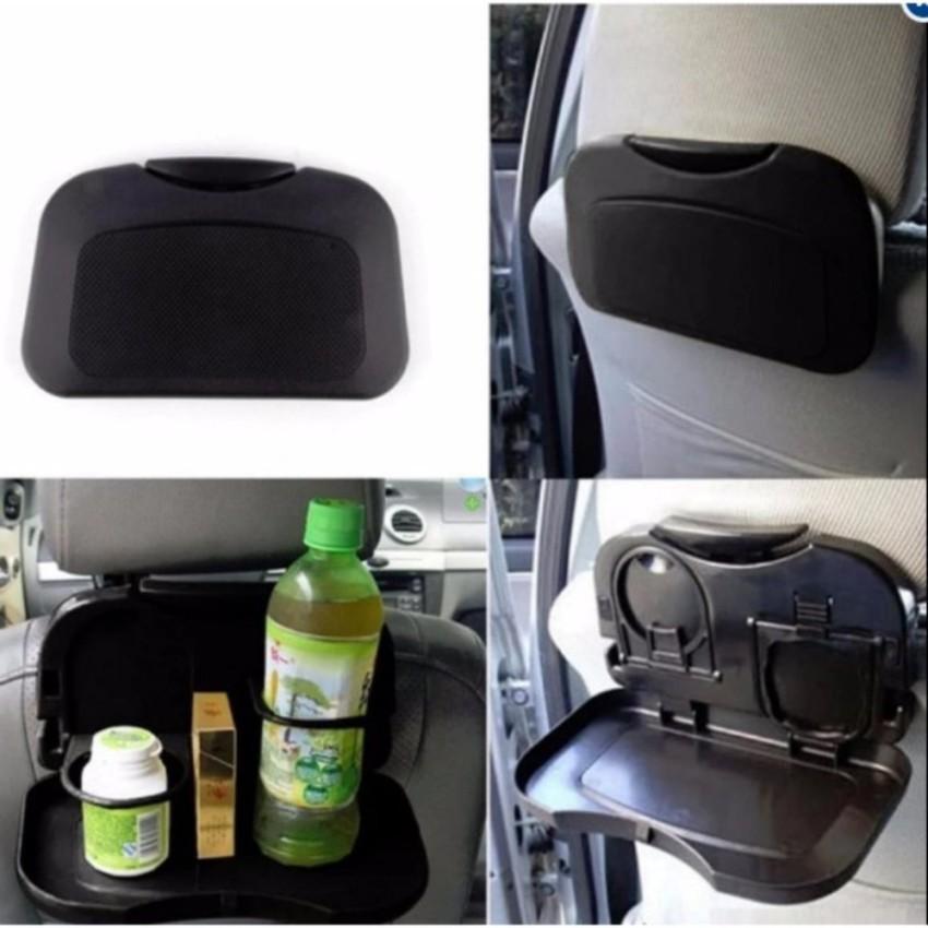 Khay đựng đồ ăn nước uống trên ô tô TL 106-1