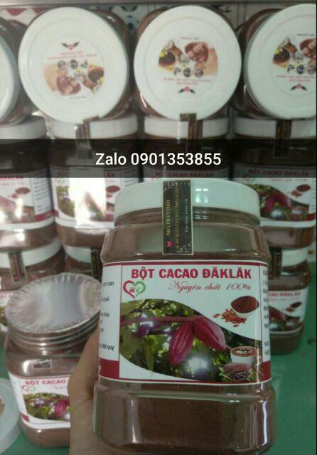 Kho sỉ 10kg bột cacao nguyên chất Đắc Lắc