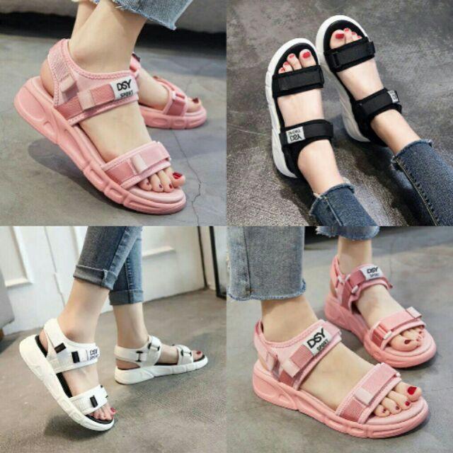 Sandal Quai Ngang DSY