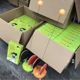 Combo 2 hộp bóng bàn phản xạ nhựa cho trẻ em