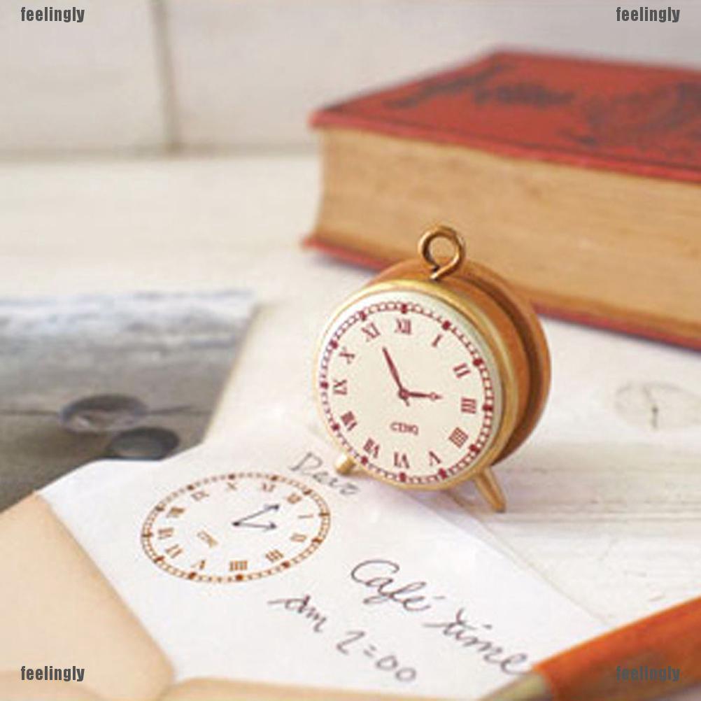 ❤TOP❤ Con dấu hình cái đồng hồ dễ thương  YO