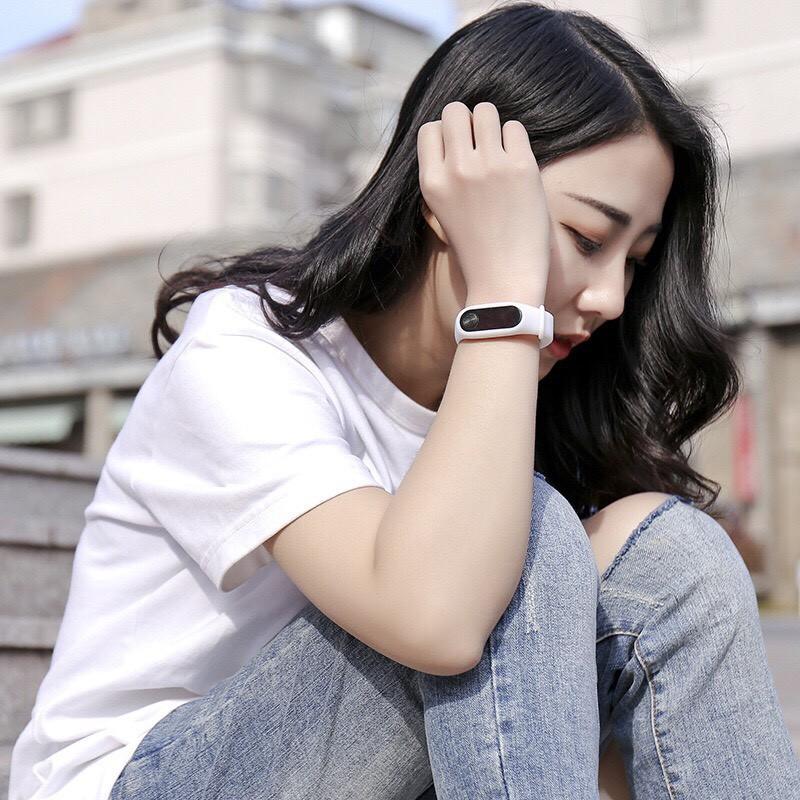Đồng hồ nam nữ led đẹp thời trang nam nữ DH91