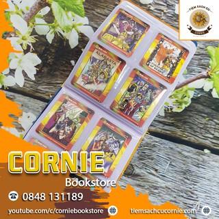 COMBO Trọn Bộ 61 Thẻ TOONIES One Piece BOOM Bộ Cơ Bản