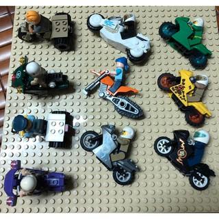 Lego xe các loại - Đồ chơi lắp ráp