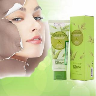 Tẩy Tế Bào Chết Sáng Da Benew Green Tea Peeling Gel 120ml-4