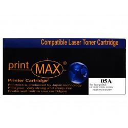Hộp Mực in Laser 05A (CE505A) printMAX - Dùng cho máy HP LJ P2035/ 2035N/2055D/2055DN-CANON 6300/6650DN