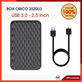 Box ổ cứng 3.0 Orico 2520U3 SSD HDD 2.5 inch – SATA to USB 3.0 HDD SSD