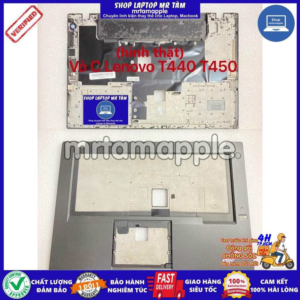 Bảng giá (COVER) VỎ C (MẶT ĐỰNG BÀN PHÍM) LAPTOP LENOVO T440 T450 (NO TOUCHPAD) dùng cho Thinkpad T440 T450 Phong Vũ