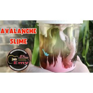Avalanche Slime – Bộ KIT Làm Slime Tuyết Lở Mới