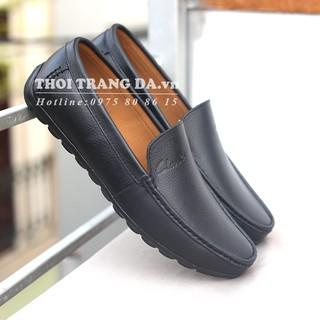 Giày nam da thật thiết kế đơn giản, ôm gọn – GLMM123