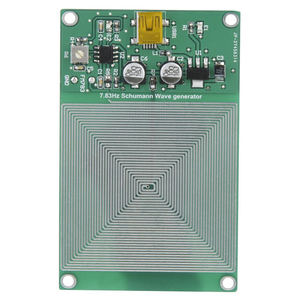 Power NEW V1.3 FM783 Schumann Wave 7.83HZ Ultra-low Frequency Pulse Generator